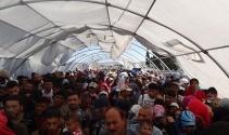 Ülkelerine giden Suriyelilerin sayısı 70 bine yaklaştı