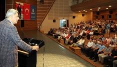 Başkan Karaosmanoğlu Gebzeli personellerle bayramlaştı