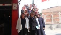 Başkan Ceyda Çetin Erenler Şaphanede