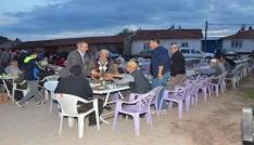 Aslanapada mahalle iftarları