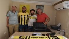 Aliağa FK transfere hızlı başladı