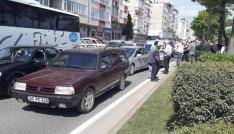 Fatsada 2 ayrı trafik kazası: 3 yaralı