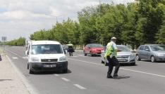 Niğdede Türkiye Güvenli Trafik Denetimi uygulaması yapıldı