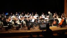 Kahramanmaraşta senfonik türkü konseri