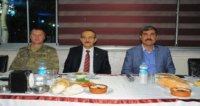 Muş Belediyesinden iftar programı