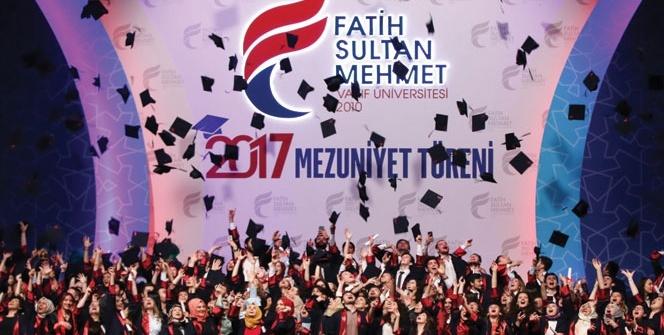 FSMVÜ'de mezuniyet heyecanı