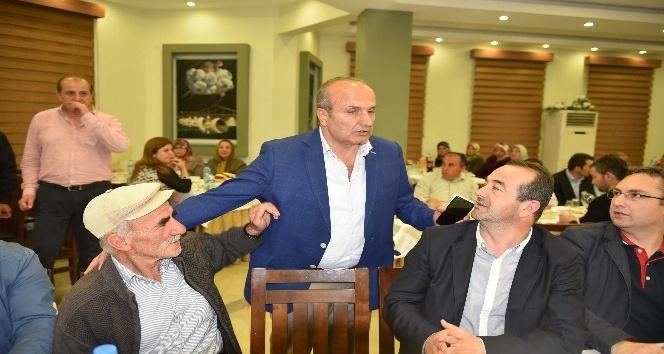 Başkan Arslandan Belediye personeline iftar yemeği