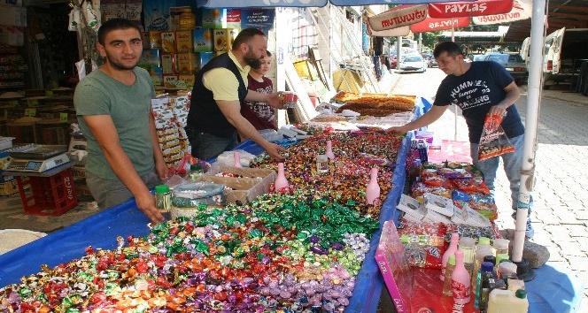 Devrekte Ramazan Bayramı bereketi