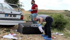 Yozgatta çaldıkları araçla fırıncıyı soydular