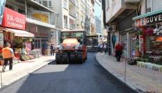 Fatsada asfalt çalışmaları