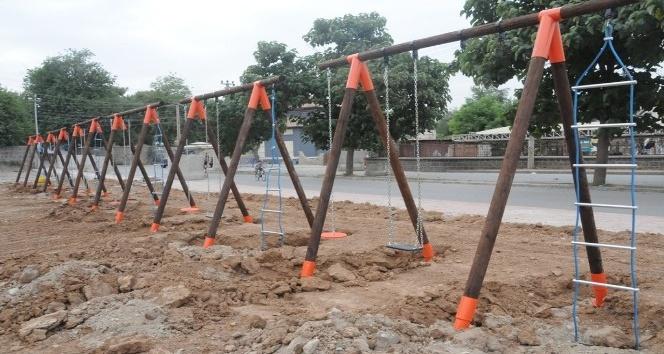 Cizre Belediyesi cıncilikleri yeniledi