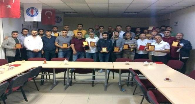 II. Mehmet Akif İnan Futbol Turnuvası