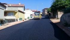 Körfeze 40 bin ton asfalt