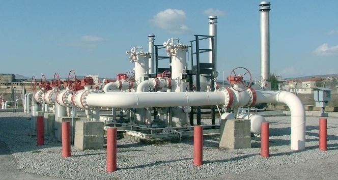 Taşköprüye yılsonuna kadar doğalgaz hattı döşenecek