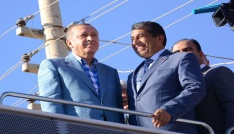 Cumhurbaşkanı Erdoğandan Başkan Atillaya övgü