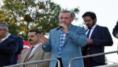 """Cumhurbaşkanı Erdoğan: """"Suriyenin kuzeyinde devlet kurulmasına asla müsaade etmeyiz"""""""