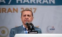 Erdoğan: 'Bütün dünya bilsin, Fırat Kalkanıyla ne yaptıysak...'