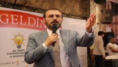 """AK Partili Ünal: """"Bu millet 15 Temmuz gecesi tankların önünden sıvışan Kılıçdaroğlunun kim olduğunu biliyor"""""""