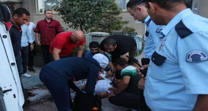 (Güncelleme) Şehir magandalarının silahlı kavgasında yoldan geçen 2 kişi yaralandı