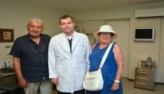 Sarı nokta hastalığı için İzmirde bir ilk