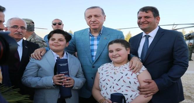 Ayhandan Cumhurbaşkanı Erdoğana teşekkür
