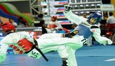 23. Büyükler Dünya Tekvando Şampiyonasında ilk gün tamamlandı