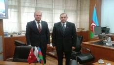 Asimder Başkanı Gülbey, Büyükelçi Bağırovu ziyaret etti