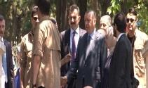 Cumhurbaşkanı Erdoğan anne ve babasının kabirlerini ziyaret etti