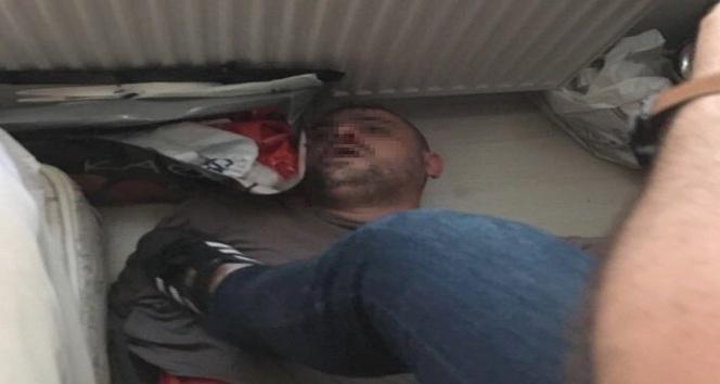 İstanbulda 2 polisi silahla yaralayan saldırgan, Kocaelinde yakalandı