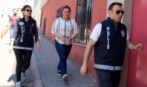 Uyuşturucu tacirinden gazetecilere: 'Çektiğiniz ayıp değil mi?'