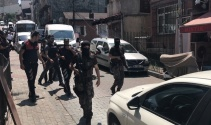 Şişli'de helikopter destekli dev uyuşturucu operasyonu