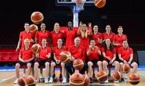 Kadınlar Avrupa Basketbol Şampiyonası - Türkiye: 72 - Slovakya: 56