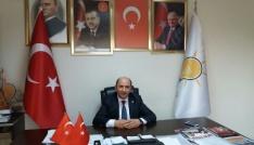 AK Parti Kozludan bayram tebriği