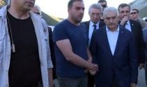 Başbakan Yıldırım'ın yol güzergahında kaza: 5 ölü