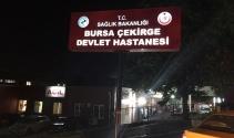 Bursa'da askerler zehirlendi