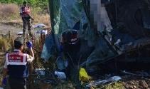 Balıkesirde otobüs kazası 1 ölü 40tan fazla yaralı