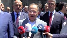 Sağlık Bakanı Recep Akdağ, bayramlaşma törenine katıldı