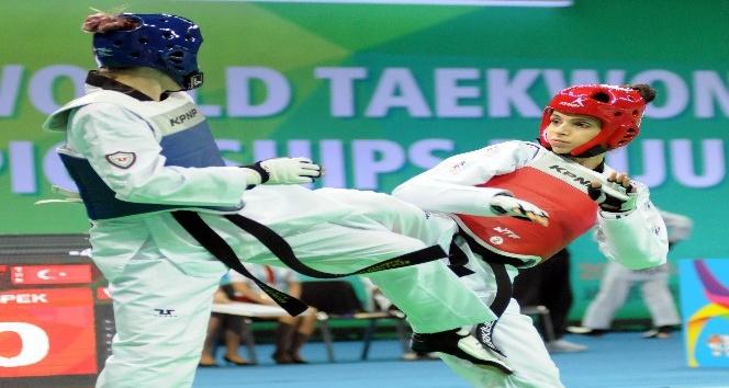 Servet Tazegül ve İpek Çidem, Dünya Tekvando Şampiyonasında madalya alamadı