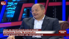 Bakan Akdağ, Sayın Kılıçdaroğlu yanlış bir iş yapıyor, umarım bu yanlıştan döner