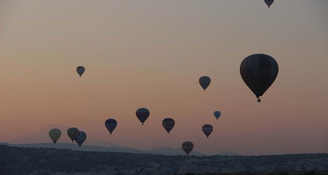 Kapadokyada 4 gündür balon turları yapılamıyor