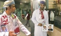 Ummanlı ve Kuveytli vatandaşlardan Katara destek