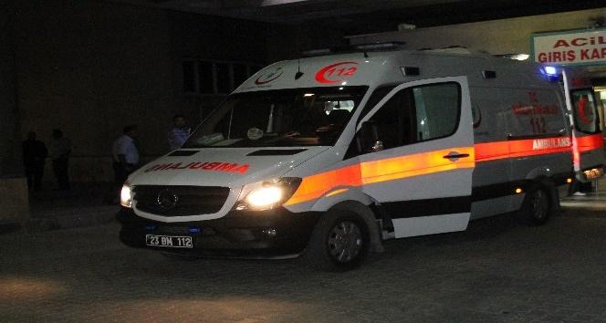 Elazığda bir garip olay, cesedi ambulansa verip kaçtılar