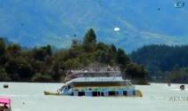 Kolombiya açıklarında tekne battı: 6 ölü