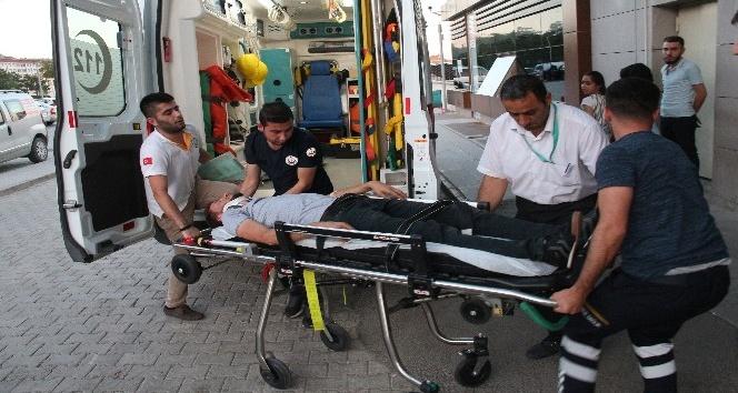 Elazığda 2 ayrı trafik kazası: 9 yaralı