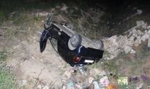Karamanda feci kaza: 5 yaralı