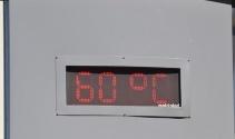 Şanlıurfada termometreler 60 dereceyi gösterdi