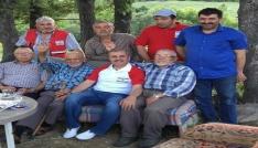 Kızılay Şaphane Şubesi 250 aileye giyim yardımında bulundu