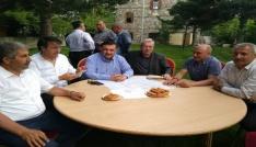 Milletvekili Karal Ovit Tünelinin önemine vurgu yaptı