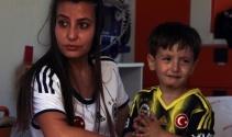 Fenerbahçe antrenmanında görünmez kaza