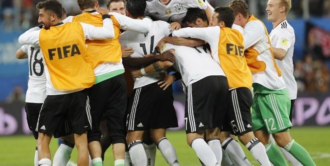 FIFA Konfederasyonlar Kupası Almanya'nın